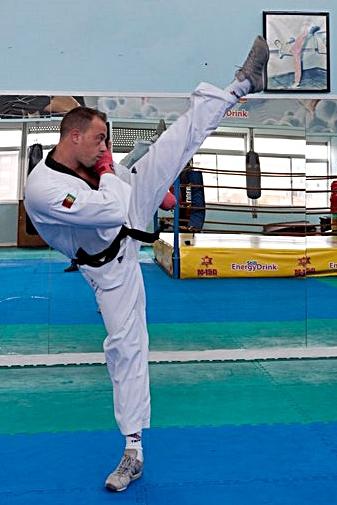 high-kick